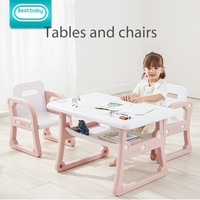 Children's Furniture Desks Chairs Tables Children Study Play Eat Environmental protection Furniture