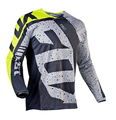 2021 Team mtb Motocross Jersey PRO Fox Maillot DH Cycling Downhill Jersey