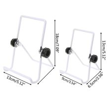 Universal Holder 360° Adjustable Foldable Metal Wire Stand Mount for ipad Tablet Dropship