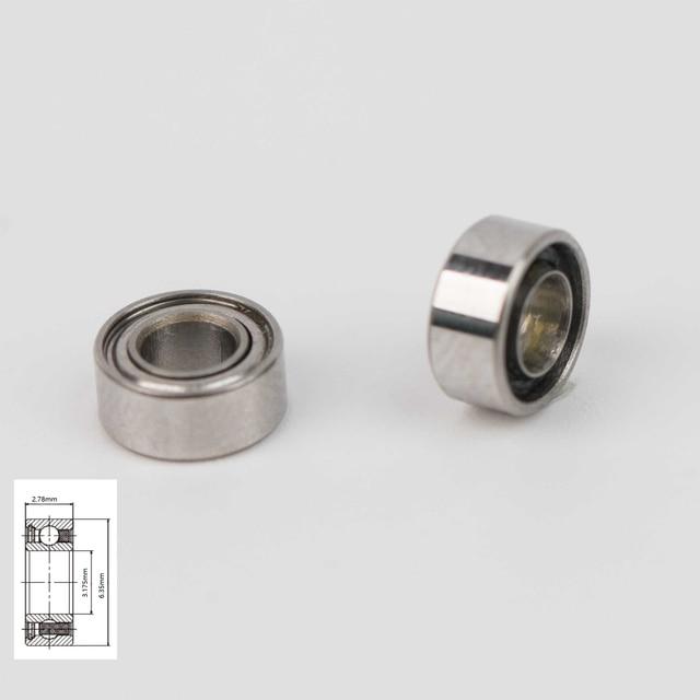 10pcs high speed Sirona T2/T3 handpiece turbine cartridge rotor bearings SR144TLZWN