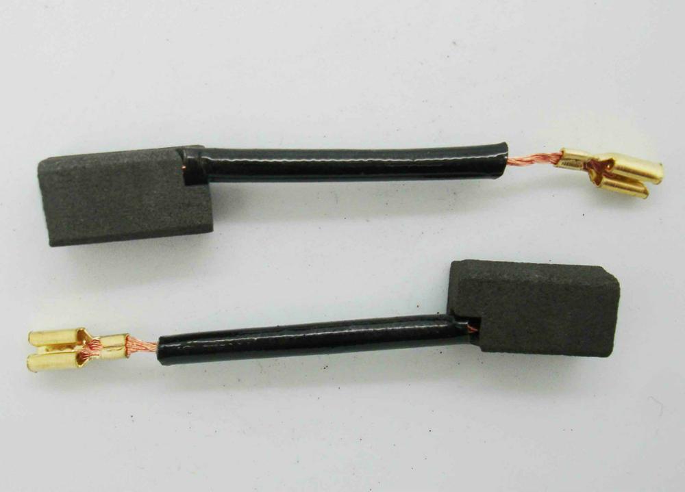 Carbon Brush for  HITACHI 999005 999091 999075 G12SN G13SN G13SR3 G10SN G10SR3 CJ110V W6V4 W6VA4 W6VB3 H19 CJ65V2 CJ65VA2