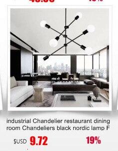 casa do vintage luminárias teto iluminação tipo americano