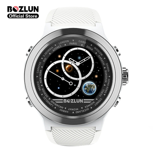 Image 3 - Bozlun W31 1.44 inch Full Screen Men Smart Watch Men Heart Rate Monitor IP68 Waterproof Smartwatch For android ios Phone