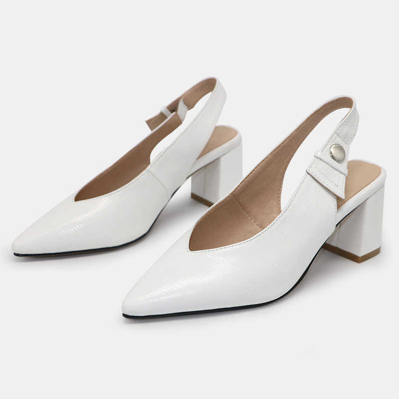 Taoffen 4 Màu Size 34-43 Nữ Bơm Mũi Nhọn Công Sở Người Phụ Nữ Công Tác Đảng Giày Cao Gót Thời Trang Bơm giày Dép