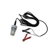 Светодиодный 30 Вт 3000 люмен светильник для подводной рыбалки