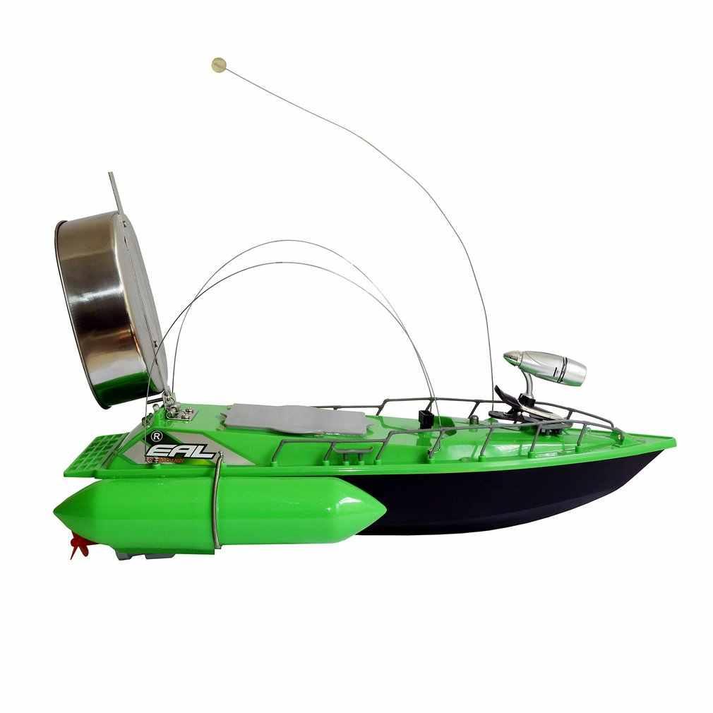 EAL T10 RC łódź rybacka inteligentna bezprzewodowa elektryczna przynęta na ryby pilot zdalnie sterowana łódka RC Fish Ship reflektor prezenty dla dzieci