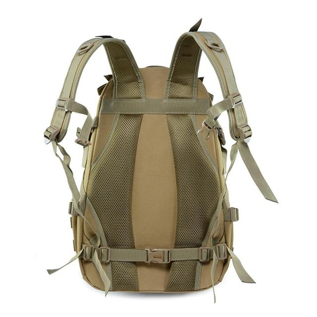 Picnic Hunting Mountaineering Backpack Cycling Bag Field Survival BL075 25L Oxford 900D Encryption Waist Tactical Backpack 4