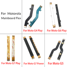 Flex-Cable Connector Moto Lcd-Display Power-Play Plus for G4 G6 G7 G8 One Hyper