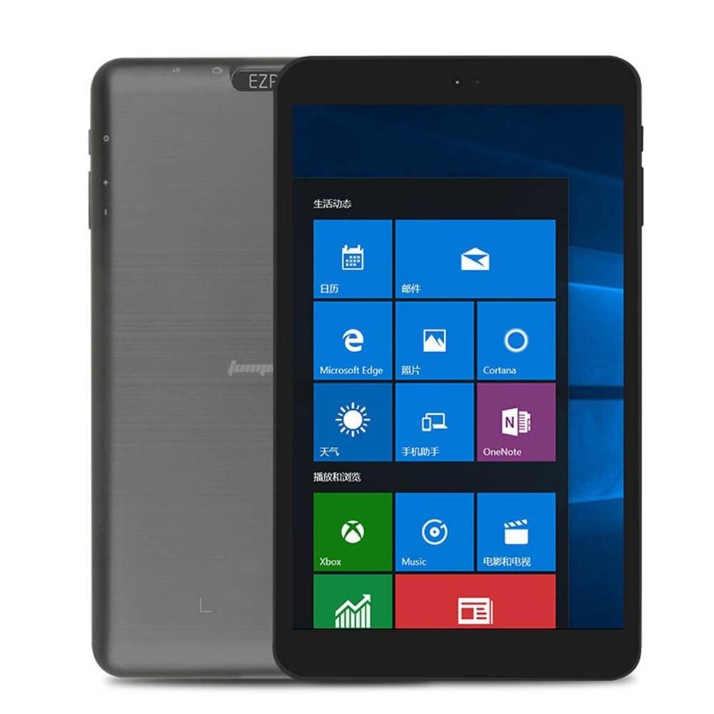 Caixa original jumper ezpad mini 5 intel cherry trail z8350 2 gb ram 32 gb windows 10 8 Polegada tablet