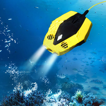 DORY Mini Underwater Diving Fishing 1080P HD Video Camera Drone Robot 15M Depth