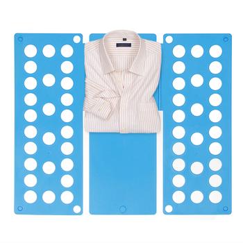 Ubrania składana tablica t-shirty Folder łatwy i szybki dla dziecka do złożenia ubrania składana tablica s foldery do prania deska do odzieży tanie i dobre opinie 7599 Z tworzywa sztucznego