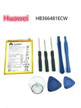 Batteria originale 3000mAh HUA WEI HB366481ECW 3000mah per honer 5c, 8, p9, G9 + con strumenti