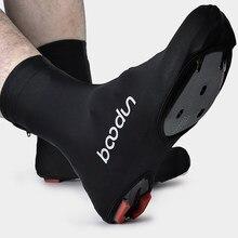 Unisex ciclismo sapato cobre protetor impermeável ciclismo overshoes ao ar livre sapato cobre galochas reutilizáveis anti-deslizamento cobre sapatos