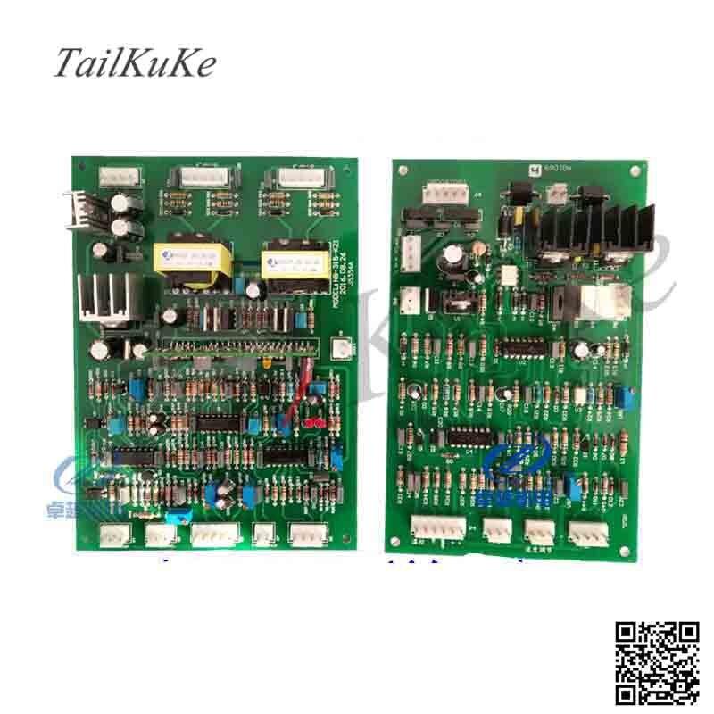MIG NBC250 315 Gas Schweißen Control Panel, Draht Fütterung Platte, IGBT Gas Abgeschirmt Schweißer Schaltung Bord
