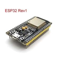 Placa de desarrollo ESP32, WiFi + Bluetooth, consumo de energía ultrabajo, Dual Core, ESP 32, ESP 32, Similar a ESP8266 para Uno