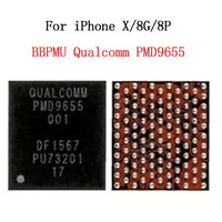 5PCS/lot PMD9655 BBPMU IC For iPhone X/8G/8 plus RF Power PMIC Baseband Management IC New Integrated Circuits|Mobile Phone Circuits| |  -