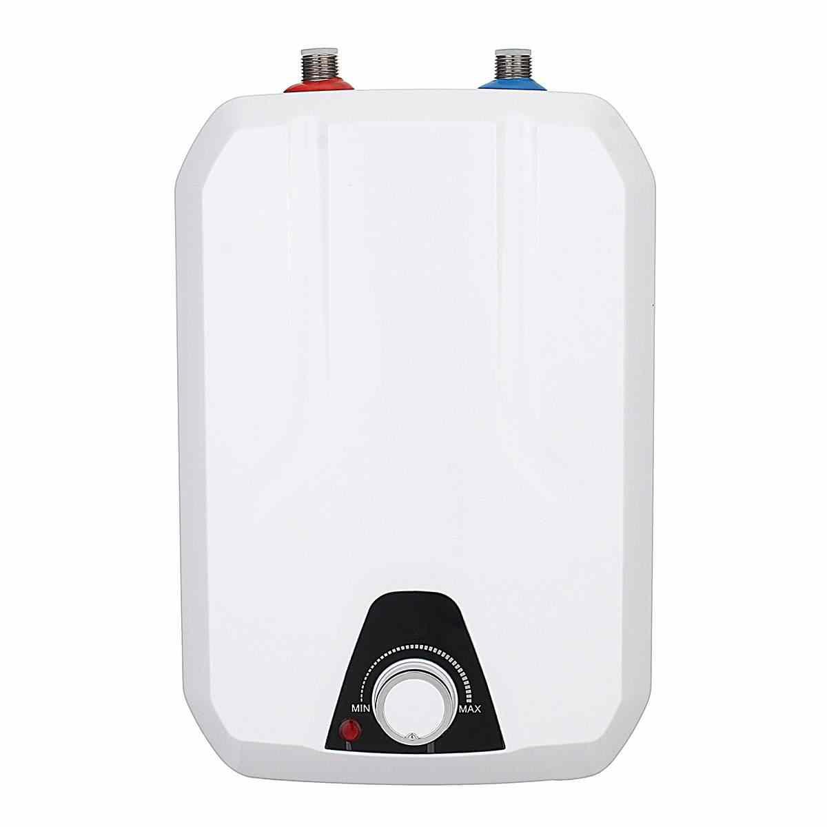 8L accueil chauffe-eau électrique sans réservoir système de chauffage instantané chauffe-eau instantané douche chaude chauffage rapide 1500W
