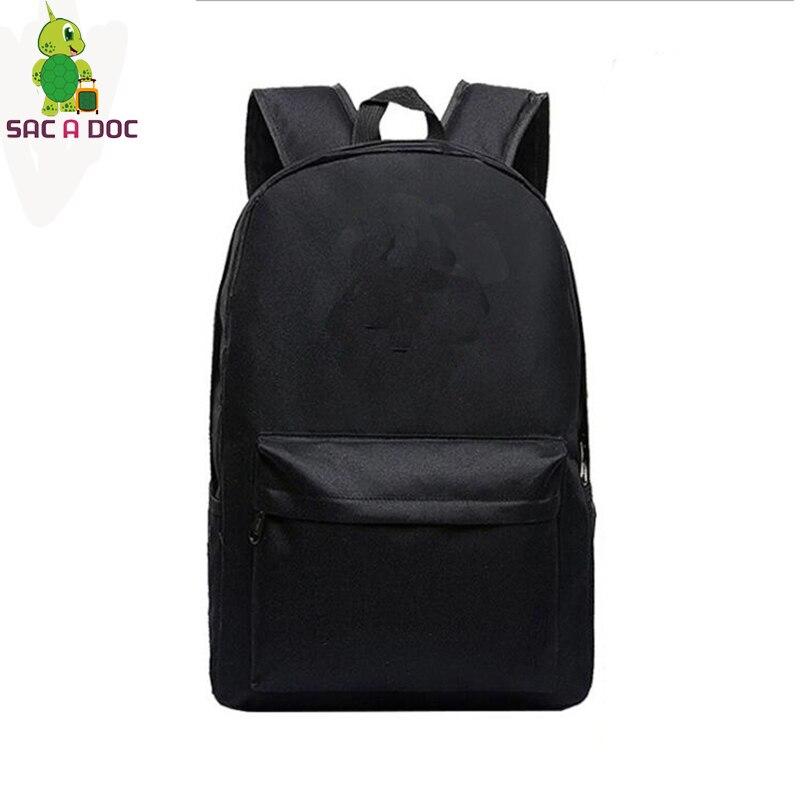 Customize Image Logo Backpack Women Men Daily Backpack Teenage Girls Boys Anime Laptop Backpack Children School Shoulder Bags