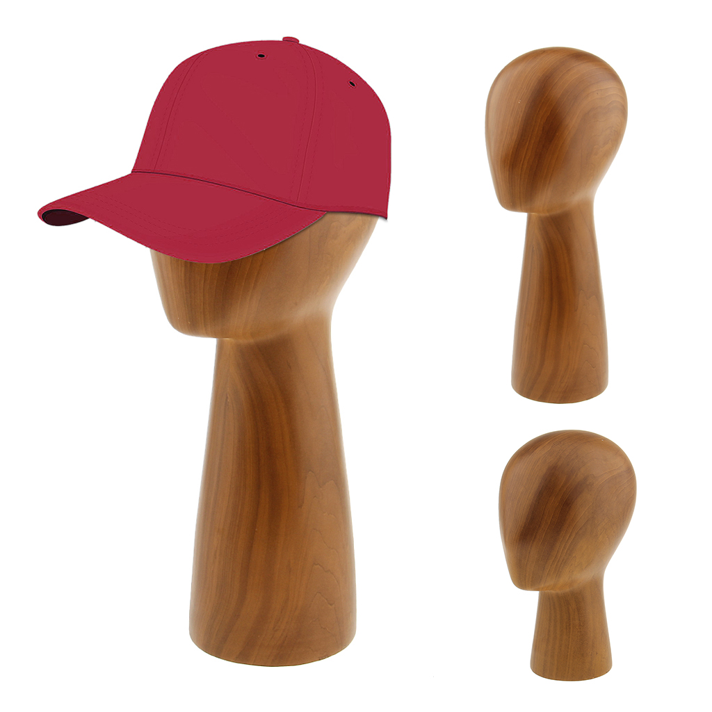 Mannequin Manikin Head Model Wigs Caps <font><b>Hat</b></font> Display Holder Stand <font><b>Block</b></font> image
