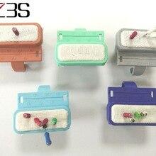 RZ3S Эндо кольцо 5 шт. Стоматологическое Эндо палец кольцо Эндодонтический файл линейка Guage стоматолога Автоклавный