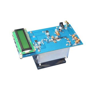 Image 4 - 50W 87.5M-108MHz Maximum Up to 70W FM Stereo Transmitter RF Power Amplifier  with Fan Radio Station Module H4 002