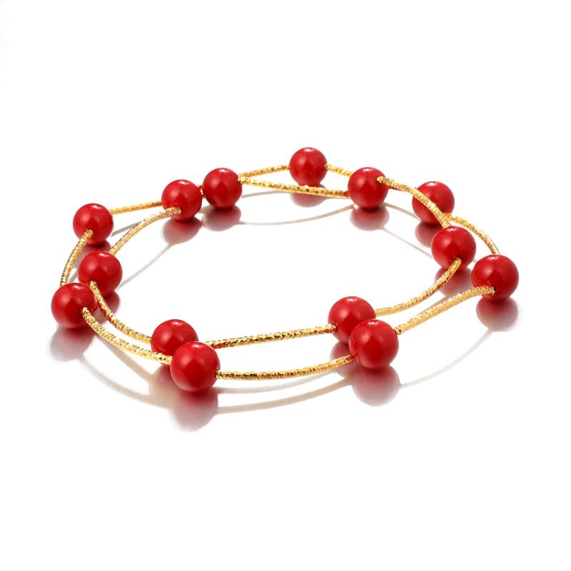 Ожерелье из искусственного жемчуга, высокое качество, не вызывает аллергии, опт, золотой цвет, массивное ожерелье, цепочка,, жемчужные украшения - Окраска металла: Nekclace 1526