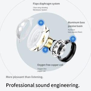 Image 4 - McGeSin A3 TWS אוזניות אלחוטי Bluetooth אוזניות מגע בקרת מוסיקה אוזניות מיני אפרכסת עם מיקרופון עבור Huawei Xiaomi Iphone