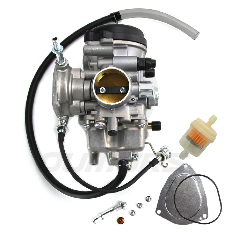 Motorcycle New <font><b>Carburetor</b></font> Carb For Yamaha Big Bear 400 YFM400 KODIAK <font><b>450</b></font> YFM350 Grizzly 350 BRUIN 250 350 2000-2007 ATV image