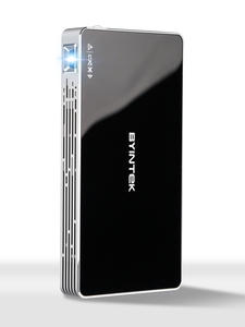 BYINTEK UFO P10 Портативный Умный домашний кинотеатр Android 7.1.2 OS Wifi мини HD светодиодный dlp проектор для Full 1080P MAX 4K для Iphone 11