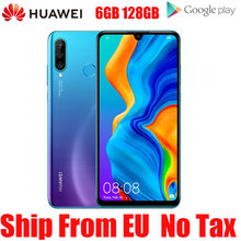 EU In stock Global Version P30 Lite 6GB 128GB Smartphone 6.15 inch Kirin 710 Octa Core Mobi