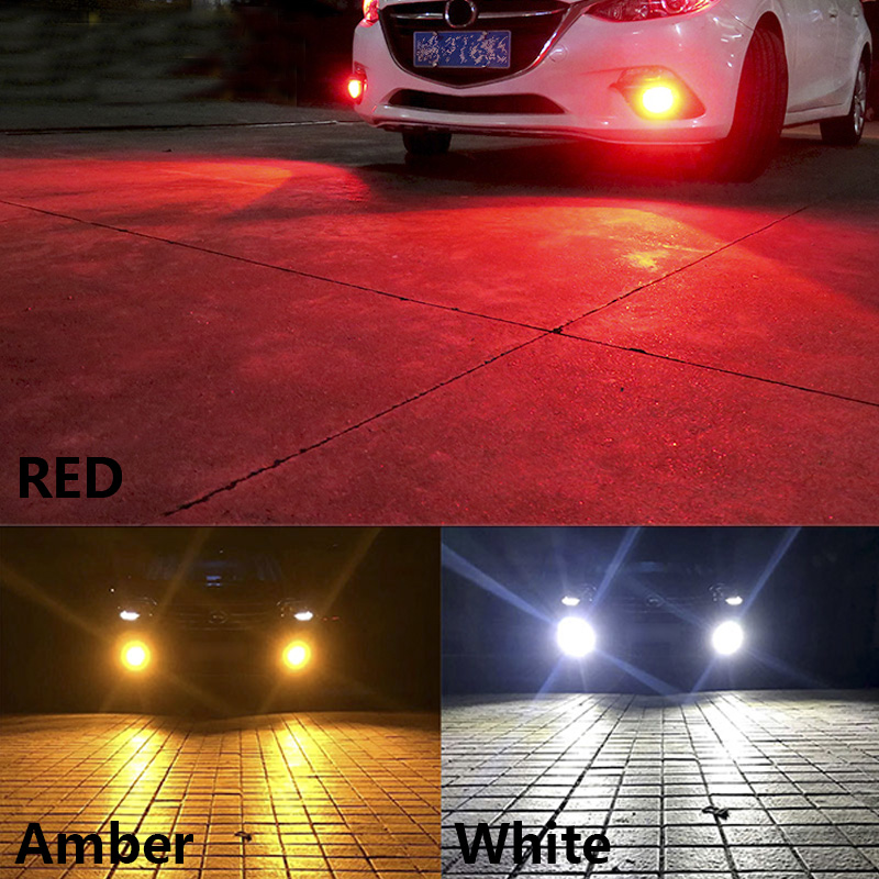 Image 5 - 1PC P13W H11 H8 H4 H1 H3 H7 9005 9006 HB4 HB3 H16 5202 3030 Chips Fog Lights Bulb Car Driving Light Foglamps Auto Leds Lamp 12v-in Car Fog Lamp from Automobiles & Motorcycles