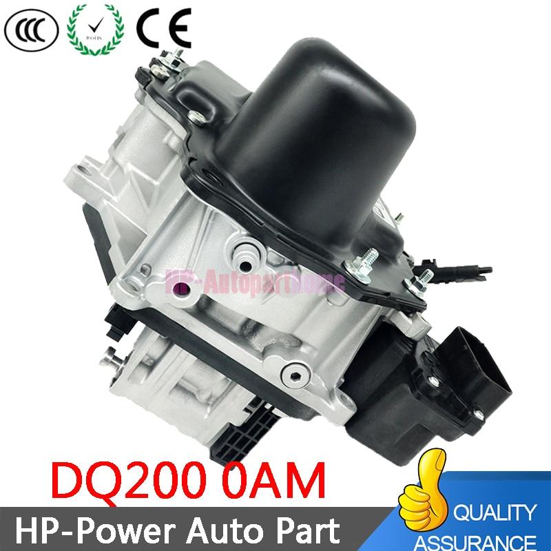 Transmisi DQ200 0 Gearbox Mechatronic 0am325065s dan 0am927769d Katup Tubuh untuk VW Audi Skoda Kursi