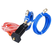 Upgrade 12/24V 2 in 1 Out Extruder Hot End Kit Dual-Color 1.75MM for CR10S PRO Ender-3 CREALITY 3D Printer