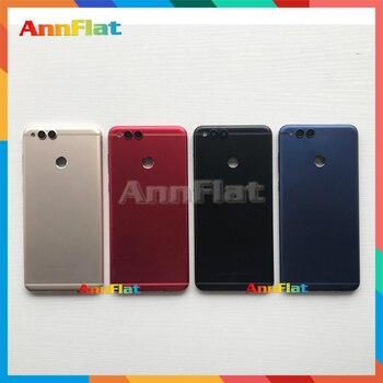 10Pcs/lot High Quality For Huawei Honor 7X BND-L22 BND-L21 BND-L24 BND-TL10 BND-AL10 Back Housing Battery Cover Door Rear Cover фото