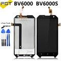 4 7-дюймовый ЖК-дисплей для Blackview BV6000 ЖК-дисплей + сенсорный экран 100% протестированный экран дигитайзер сборка Замена BV6000S