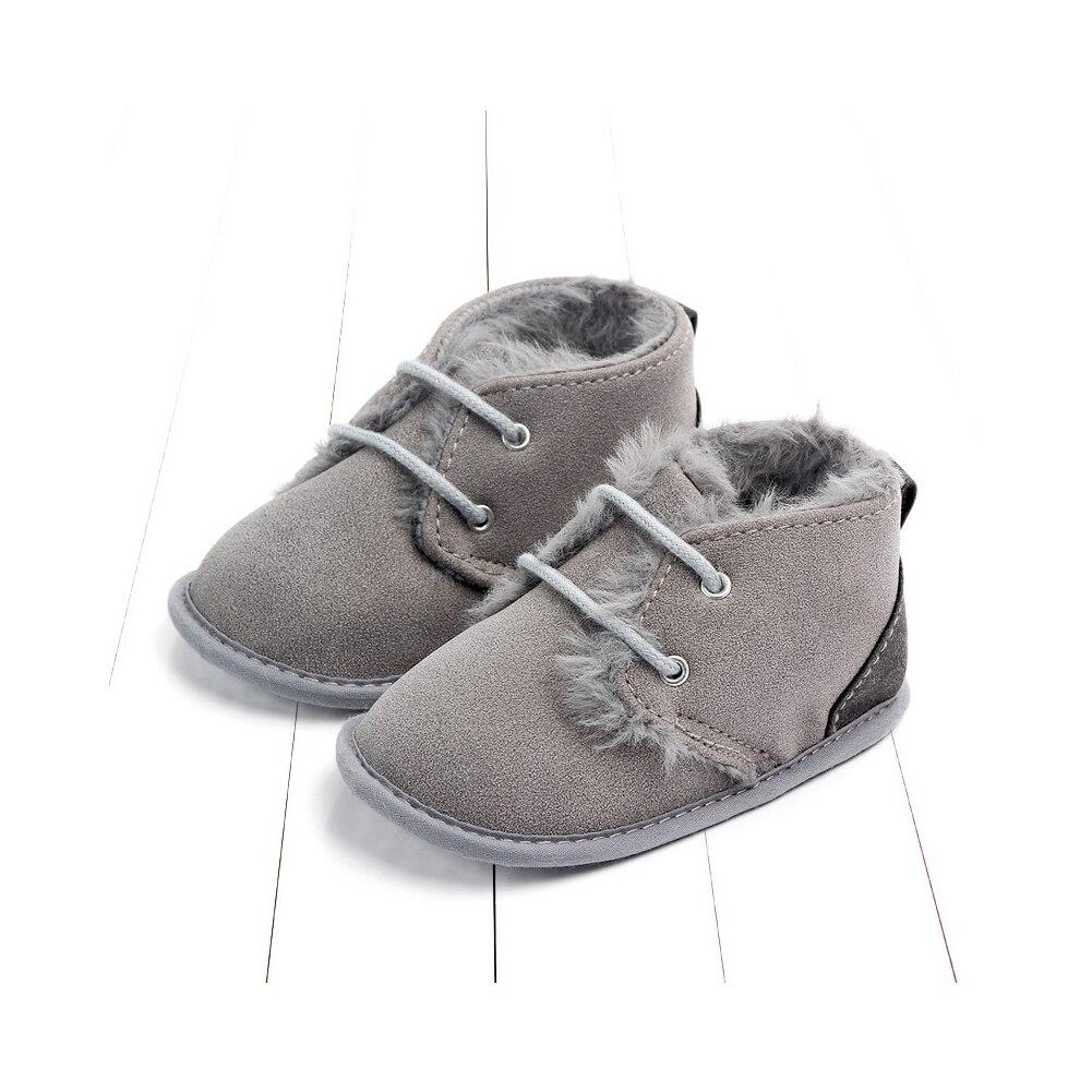 Купить зимние ботинки для младенцев; плюшевая обувь кроватки с леопардовым