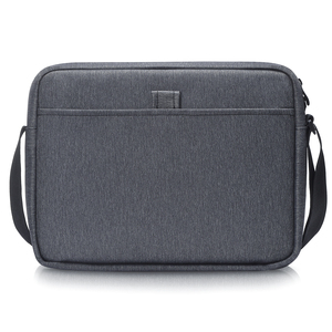 Image 2 - ICozzier Multiuso/Multi Spazio Borsa con tracolla Accessori Elettronici Dellorganizzatore di Immagazzinaggio Sling Messenger Bag per iPad, Ombrello,