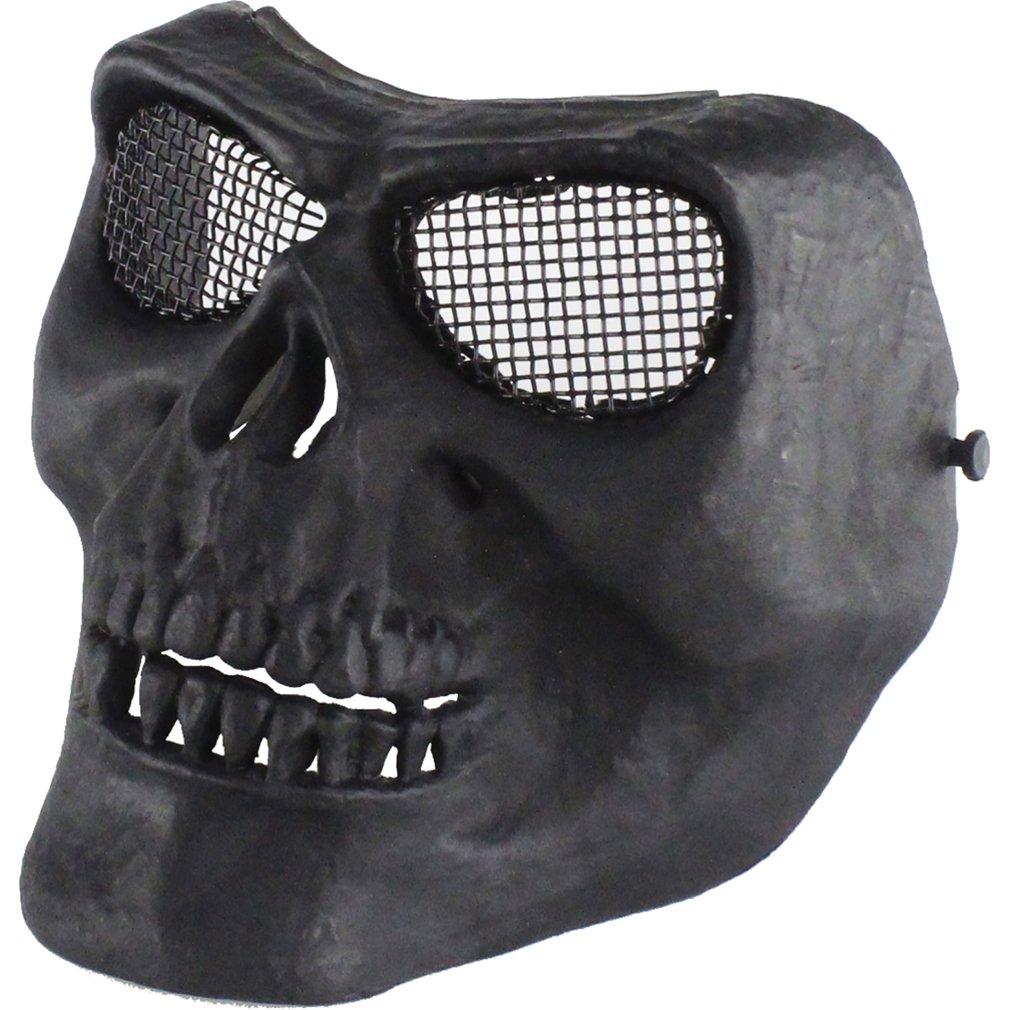 DIY Skull Mask Children's Toy Mask For Bar KTV Dress Up Halloween Durable