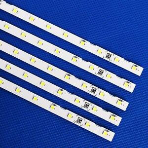 Image 3 - 10 قطعة 38LED LED الخلفية قطاع لسامسونج UE50NU7100 UE50NU7020 50NU7400 BN96 45952A UN50NU7100 un50nu6900 LM41 00564a 46034A