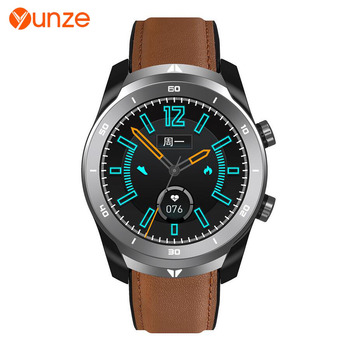 YUNZE DT79 smart watch Android IOS men music heart rate ECG blood pressure oxygen exercise Smartwatch compatible with