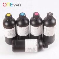 One bottle of soft ink 500ml  Epson print head UV printer for LED lights  R1390 R1800 L800 L1800 UV printer A3 / A4UV printer|Ink Refill Kits| |  -