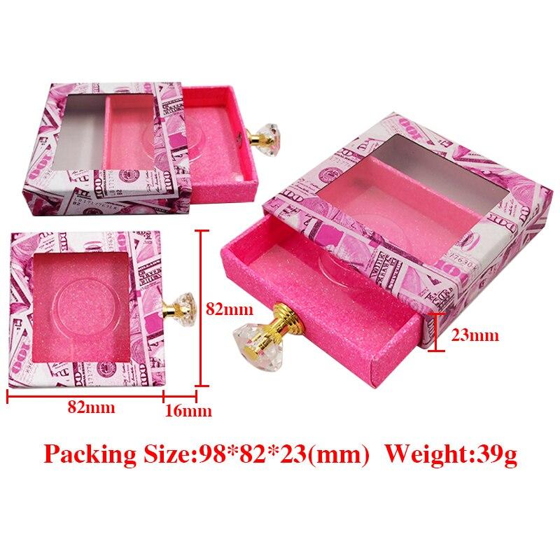 posticos caixa de embalagem caixas lash falso 05