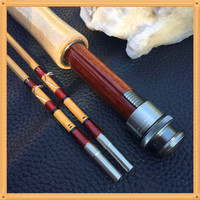 """Spor ve Eğlence'ten Balıkçılık Olta Çubuğu'de (Stok) bambu sinek çubuk 6'9 """"4wt"""