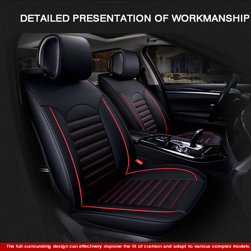 2020 New Custom Leather Four Seasons for Mazda cx5 CX-7 CX-9 RX-8 Mazda3/5/6/8 March 6 May 32 Car Seat Cover Cushion