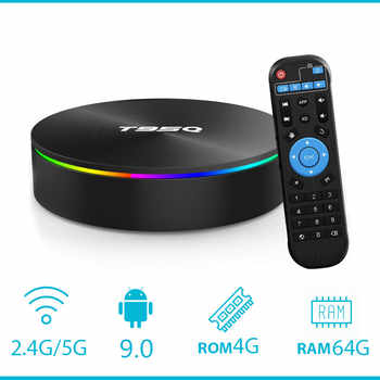 Android 9.0 Set Top Box T95Q TVBOX 4GB 64GB Android 8.1 Amlogic S905X2 TV BOX QuadCore 2.4GHz 5GHz Dual wifi  BT4.1100M 1000M - DISCOUNT ITEM  23% OFF All Category