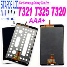 New For Samsung Galaxy Tab Pro SM-T320 T321 T325 SM-T321 LCD Display Touch Screen Digitizer Sensors Assembly Panel Replacement 5pcs for lenovo yoga tab3 tab 3 pro pro x90f yt3 x90f l m 10 1 lcd display touch screen digitizer panel assembly dhl free