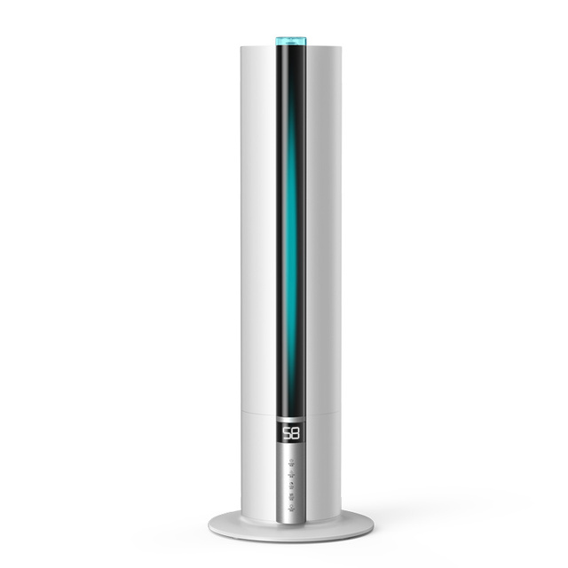 Humidifier Add Water Air Humidifier Quiet Bedroom Air Conditioning Floor standing Large Capacity Small Aromatherapy Machine