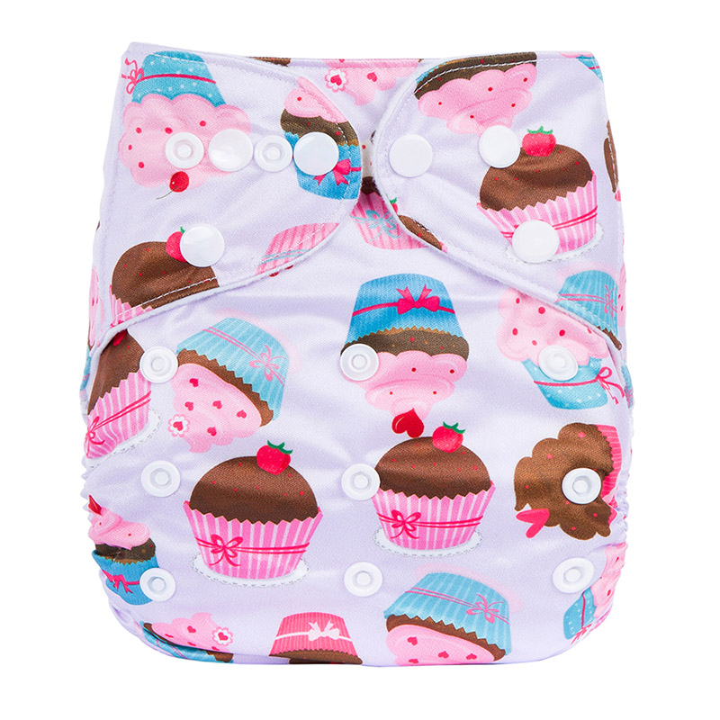China Washable Organic Baby Cloth Diaper Nappies Washable Baby Cloth Diaper Nappy For Girl N24