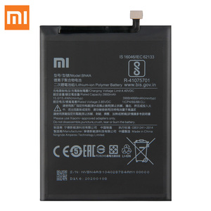 Image 2 - Original Replacement Battery For Xiaomi Redmi Note7 Note 7 Pro M1901F7C BN4A Genuine Phone Battery 4000mAh