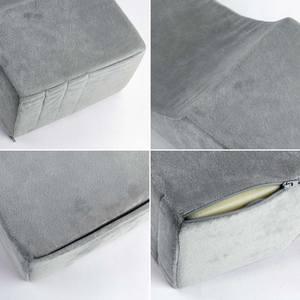 Image 2 - プロまつげエクステンション枕ヘッドレストネックサポートラッシュ枕とマイクロブラシアプリケーターそっとためメイク